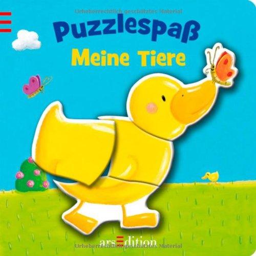 拼图游戏——我的小动物